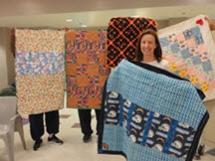 Quilting Program at the Arlington Correctional Center